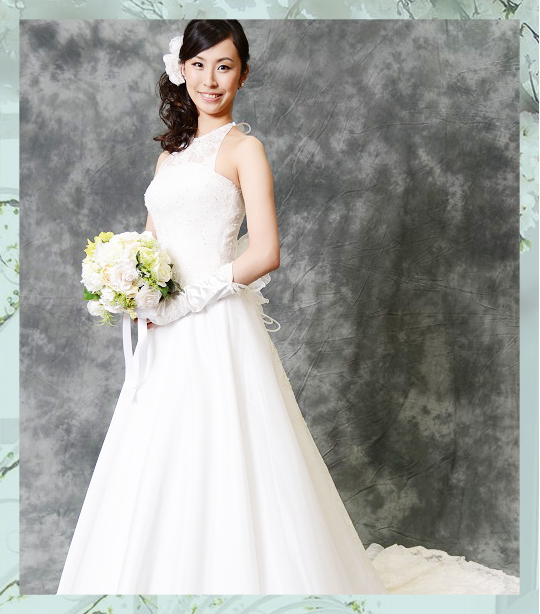 Austy WeddingDress